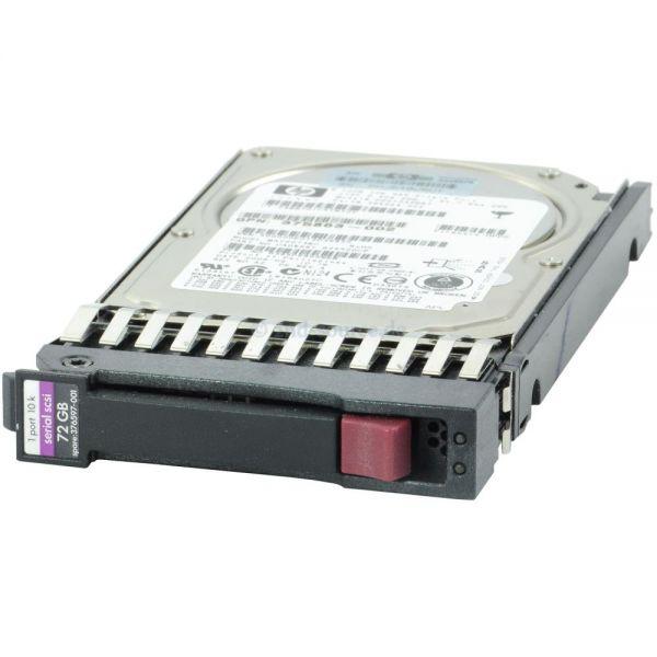 72 GB HP 431954-002 | SAS 2,5 Zoll 10000 U/min mit Tray 431954-002