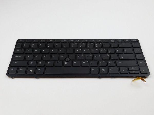 HP Elitebook Tastatur | US Layout | 731179-B31 731179-B31