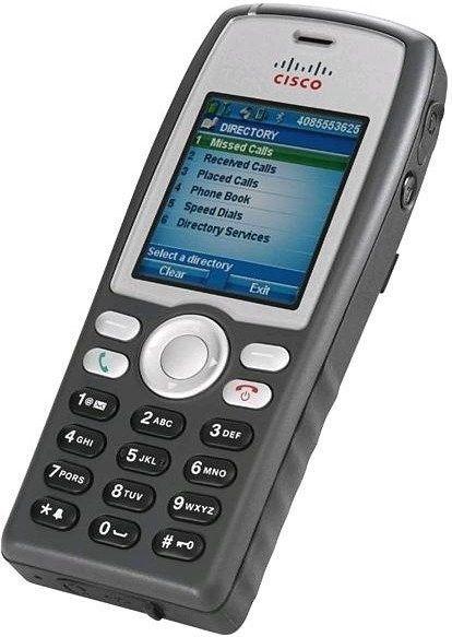 Cisco CP-7925G-E-K9 UC Phone Telefon mit Ladestation+ Netzte CP-7925G-E-K9