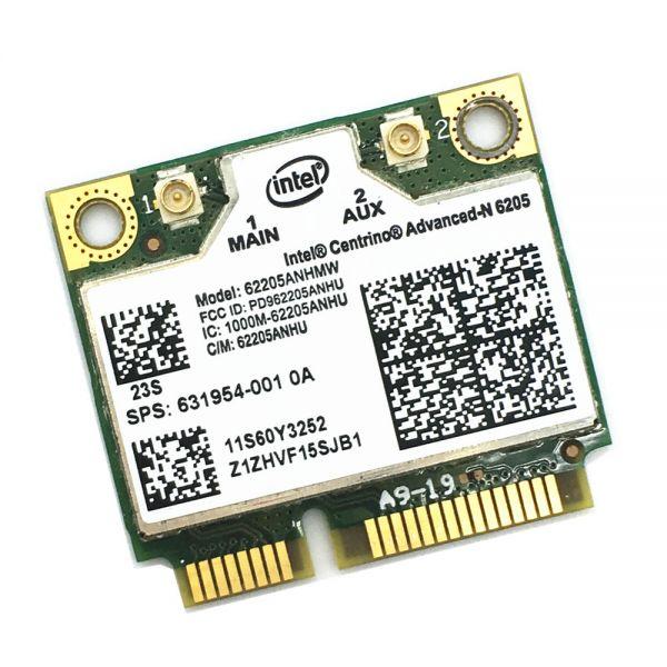 Dell WLAN-Modul   Intel Centrino Advanced-N 6205   62205ANHM 622ANHMW