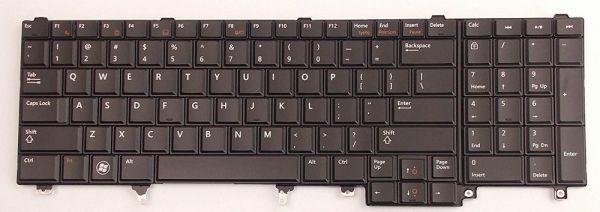 Dell Latitude Tastatur | US Layout | 0DY26D 0DY26D