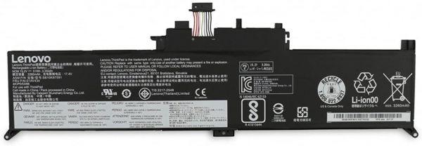 Lenovo Thinkpad Yoga 370 Akku 51Wh | gebraucht 01AV432
