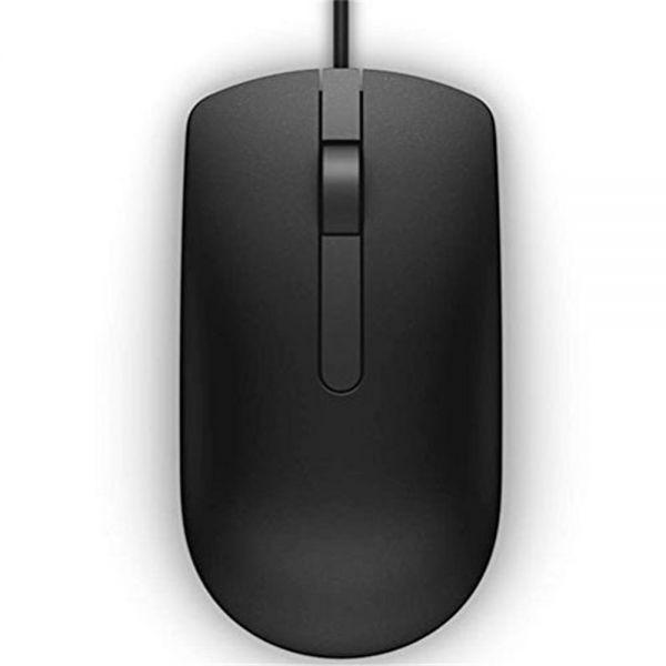DELL MS116P | 009NK2 | 37GVD Optische USB Maus | Schwarz 009NK2, 09NK2, JD7XG
