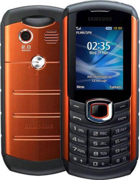 Samsung B2710 | Orange GT-B2710