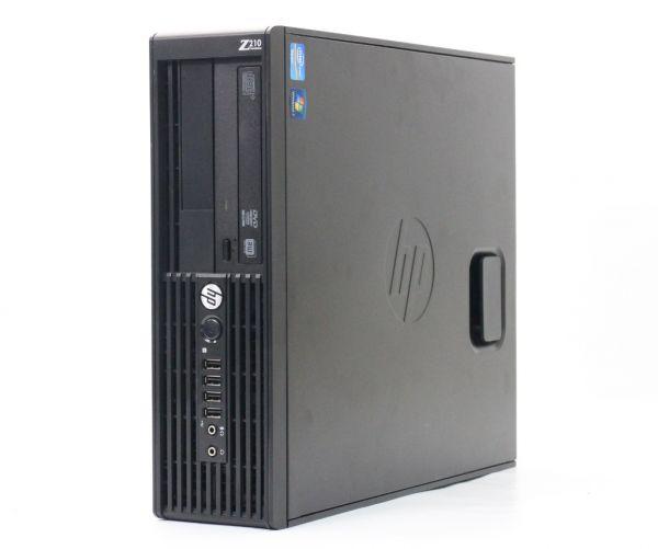 Z210 SFF | 2120 4GB 500GB | NVS 300 | DVDRW | W10P