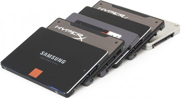 500 GB SSD   Markenhersteller   2,5 Zoll   Gebraucht