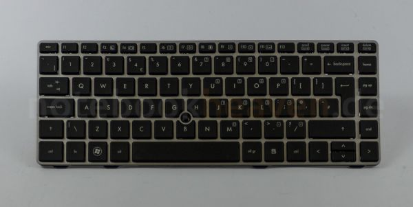 HP EliteBook Tastatur | UK Layout | 642760-031 642760-031