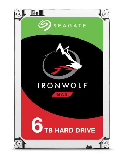 6 TB Seagate IronWolf ST6000NE000 SATA3 3,5 Zoll 7200 U/min ST6000NE000