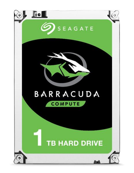 1 TB Seagate Barracuda SATA3 3,5 Zoll 7200 U/min 64 MB ST1000DM010