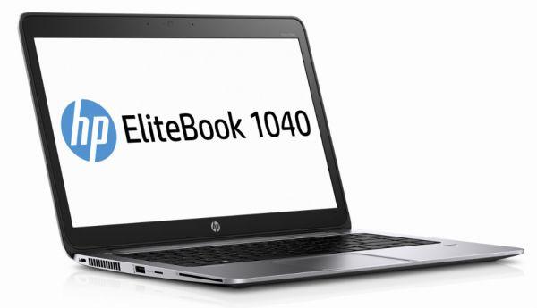 HP Elitebook 1040 G1   i5-4300U 4GB 256 GB SSD   Windows 7 P H5F62EA