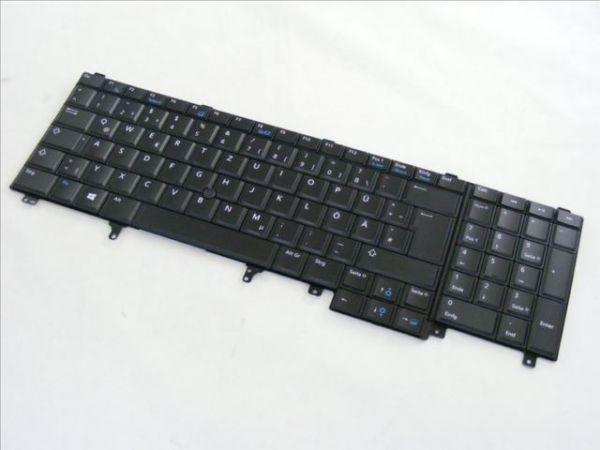 Tastatur für Dell Latitude E6530, M4600, M4700 | beleuchtet 0H0XJX; 07T434;