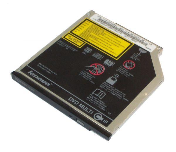 DVD-Brenner Lenovo Thinkpad T60, T61 inkl. Blende 39T2851