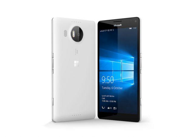 Microsoft Lumia 950 | 808 3GB 32GB | Weiß RM-1104