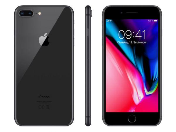 iPhone 8 Plus   3GB 64GB   Space Grey A1897