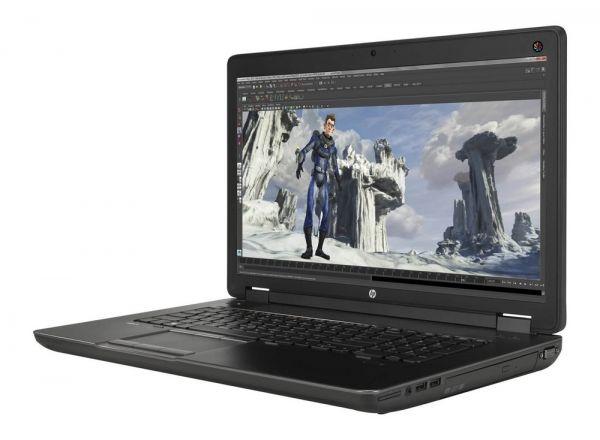 HP ZBook 17 G2   i7-4710MQ 16GB 512 GB SSD   Windows 7 Profe