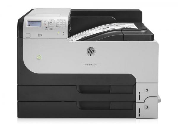 HP LaserJet Enterprise 700 M712dn | DIN A3 Schwarz-Weiß Druc CF236A#B19